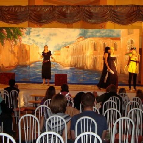 Дипломный показ: Актерская группа