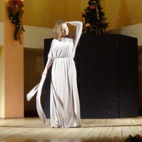 Зачет по актерскому мастерству, 26.12.2013