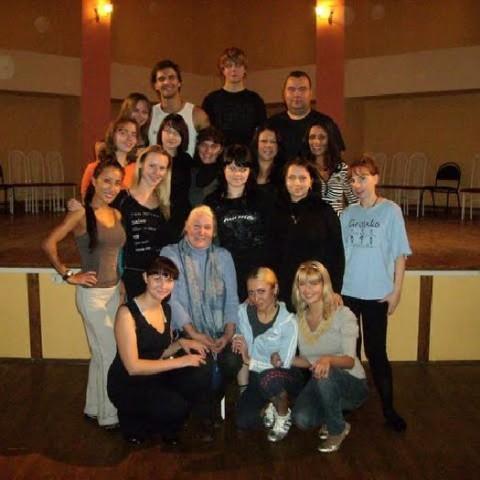 Актерская группа, 18 сентября 2008