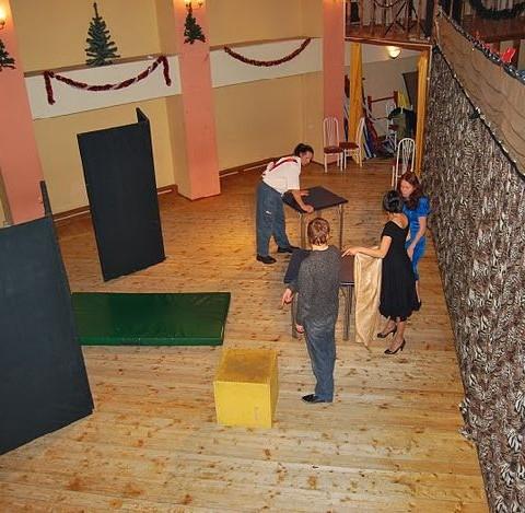 Новогодние посиделки 23 декабря 2009