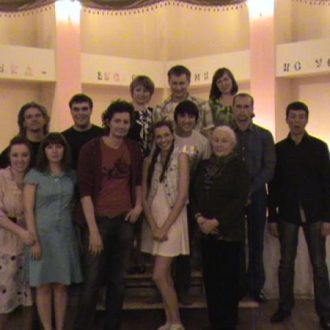 Актерские курсы в театр-студии Арт-Мастер 2010-2011
