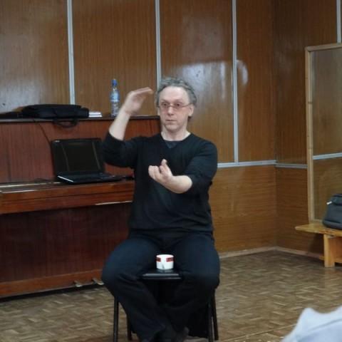 Мастер-класс, Вадим Демчог